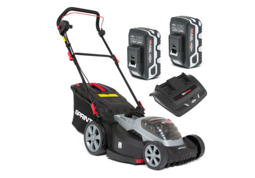 Sprint 440P18V Review 44cm Cordless Lawn Mower 2691735