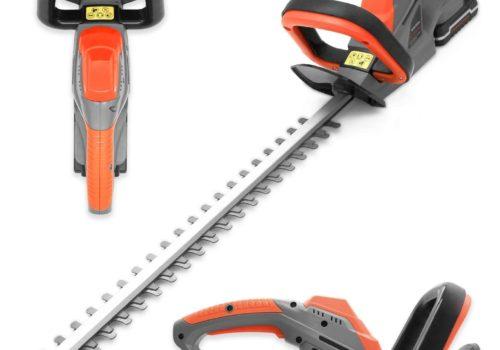 Terratek 20V Cordless Electric Hedge Trimmer Review
