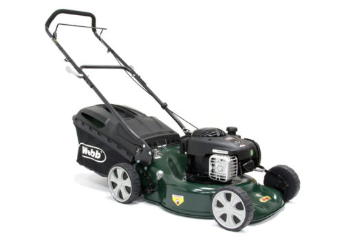 Webb R18SP Supreme Review (R18HW R18HP) Self-Propelled Petrol Lawn Mower