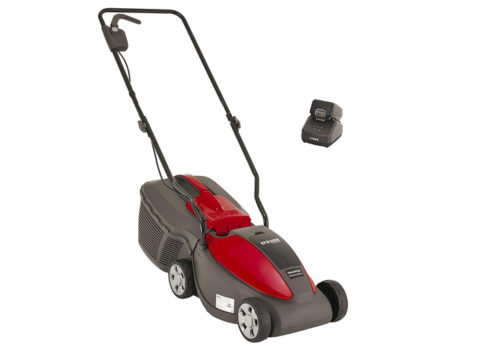 Mountfield ELECTRESS 30 Li Review