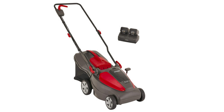 Mountfield ELECTRESS 34 Li Review