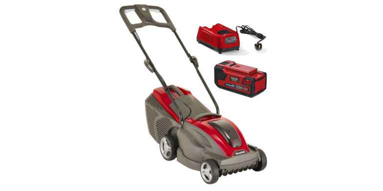 Mountfield PRINCESS 42 Li Review