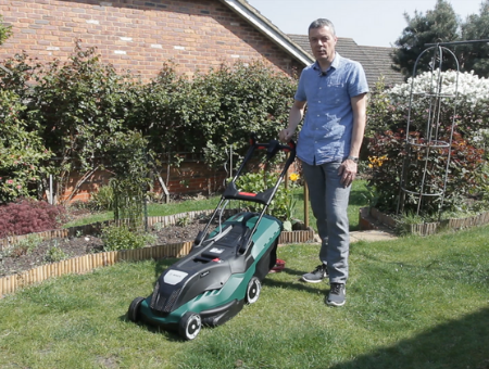 An Introduction To Bosch Mowers