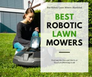 Best Robotic Lawn Mowers Reviews Link