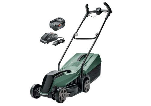 Bosch CityMower 18 Review - Cordless Lawnmower