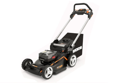 WORX WG749E Review - Self Propelled Brushless Cordless 46cm Lawn Mower