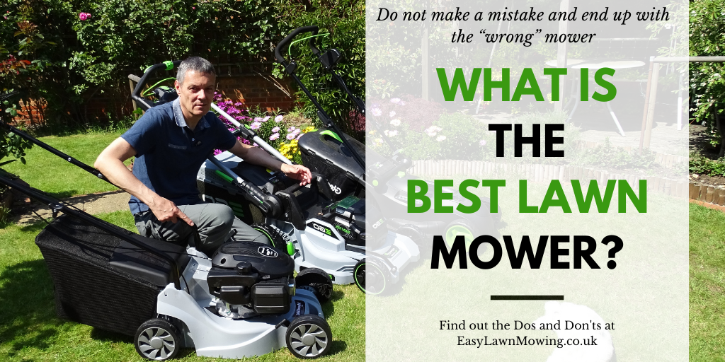 What Is The Best Lawn Mower