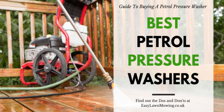 Best Petrol Pressure Washers