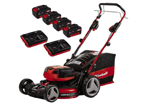 Einhell GE-CM 36/47 S HW Review
