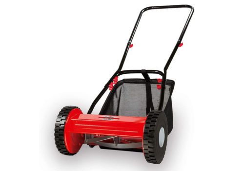 Grizzly HRM 300-3 Review - Hand Push Cylinder Mower