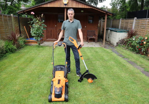 LawnMaster Cordless Lawn Mower Performance