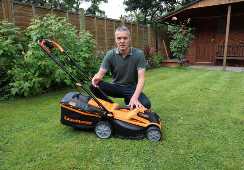 LawnMaster Cordless Lawn Mower Review