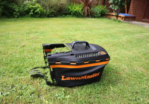 LawnMaster Grass Collection Bag