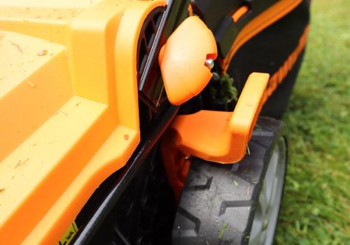 LawnMaster Height Adjustment