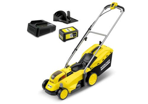 Kärcher LMO 18-33 Review - Cordless Lawn Mower