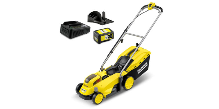 Karcher LMO 18-33 Review