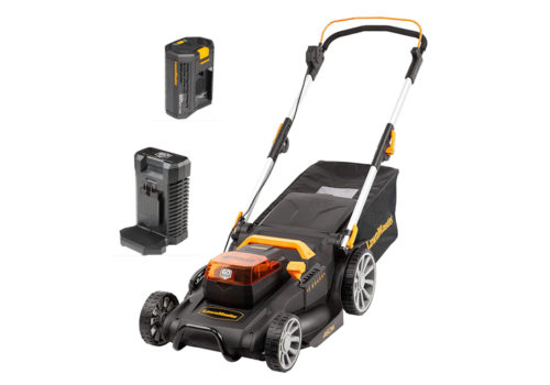 LawnMaster 60V Cordless Lawnmower Review CLMFR6046A