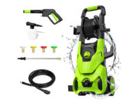Paxcess Electric 135bar V3.1 Pressure Washer Review