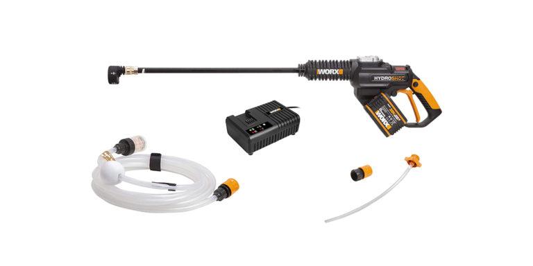 WORX WG630E.1 Hydroshot Pressure Cleaner Review