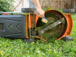 Keeping Your Mower Clean