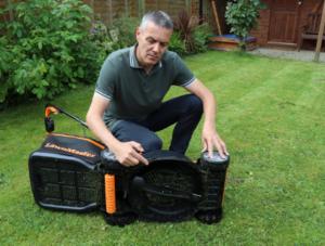Lawn Mower Blade Care