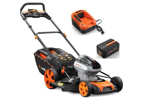 Redback Lawn Mower E146CV Review