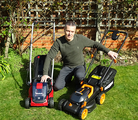 Autumn Mowing and Edging