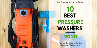 10 Best Pressure Washers UK