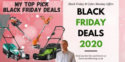 Black Friday Deals - Lawn Mowers